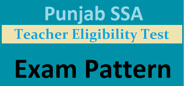SSA Punjab Teacher Syllabus